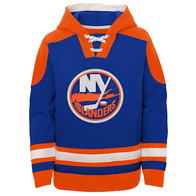 (Outerstuff Ageless Must Have Pullover Hoody - New York Islanders - Youth)