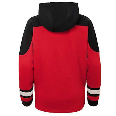 (Outerstuff Ageless Must Have Pullover Hoody - Detroit Red Wings - Youth)