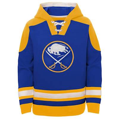 (Outerstuff Ageless Must Have Pullover Hoody - Buffalo Sabres - Youth)