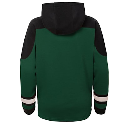 (Outerstuff Ageless Must Have Pullover Hoody - Minnesota Wild - Youth)