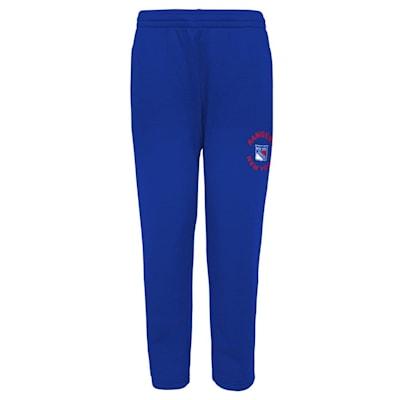 (Outerstuff Enforcer Fleece Sweatpant - New York Rangers - Youth)