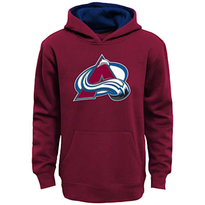 (Outerstuff Prime Pullover Hoody - Colorado Avalanche - Youth)