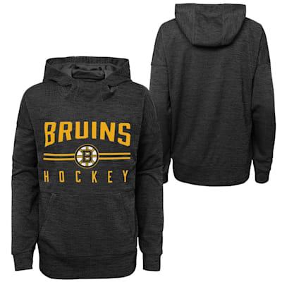 (Adidas Ice Squad Light Po Hoody - Boston Bruins - Youth)