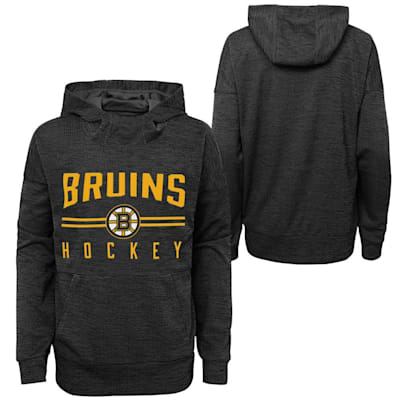 (Outerstuff Ice Squad Light Po Hoody - Boston Bruins - Youth)