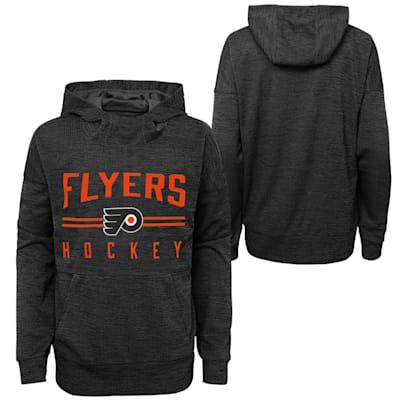 (Adidas Ice Squad Light Po Hoody - Philadelphia Flyers - Youth)
