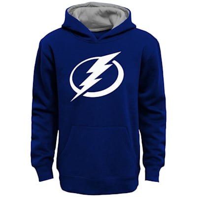 (Adidas Prime Pullover Hoody - Tampa Bay Lightning - Youth)