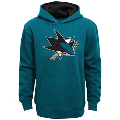 (Outerstuff Ice Squad Light Po Hoody - San Jose Sharks - Youth)