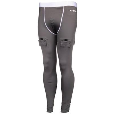 (CCM Air Jock Hockey Compression Pants - Senior)