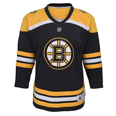 (Adidas Boston Bruins Replica Jersey - David Pastrnak - Youth)