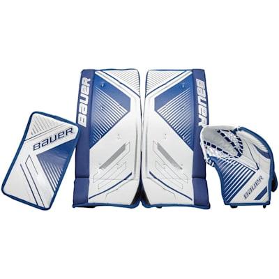 (Bauer Performance Street Hockey Goalie Kit - Vasilevskiy - Junior)