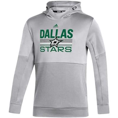 (Adidas Hockey Grind Pullover Hoodie - Dallas Stars - Adult)