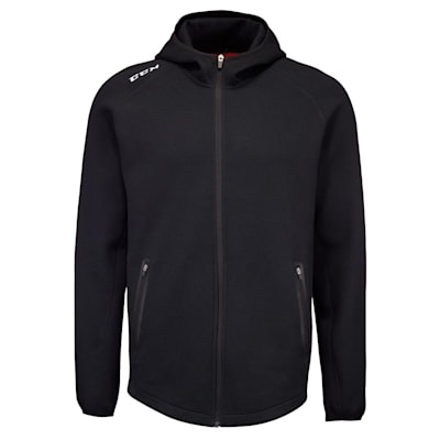 (CCM Premium Full Zip Hooded Fleece - Adult)