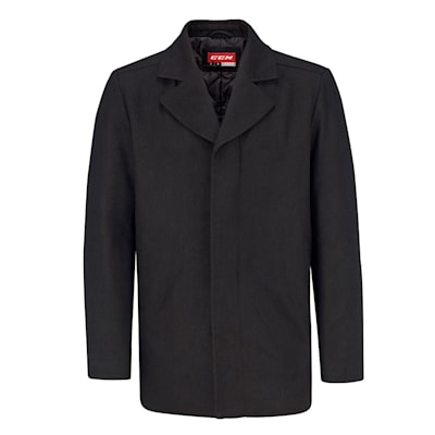 (CCM Insulated Wool Overcoat - Adult)