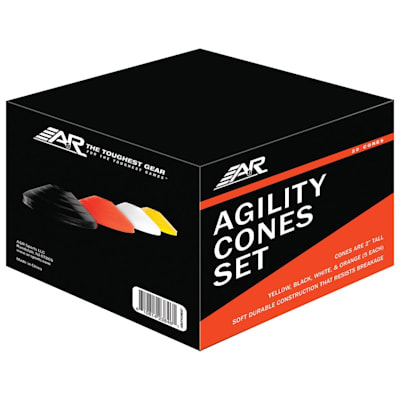 (2 Inch Agility Cones - 20 Pack)
