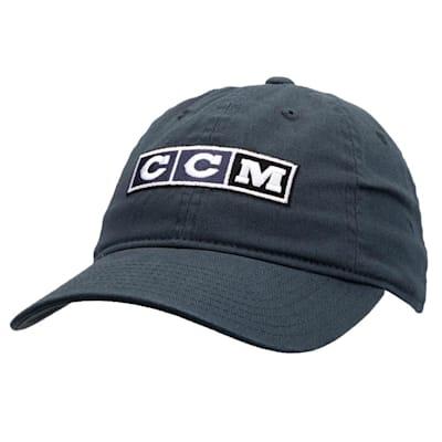 (CCM Vintage Slouch Adjustable Cap - Adult)