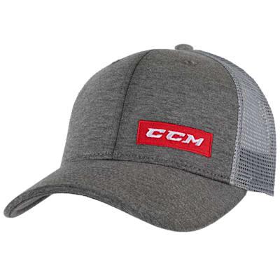 (CCM Icon Structured Meshback Trucker Cap)