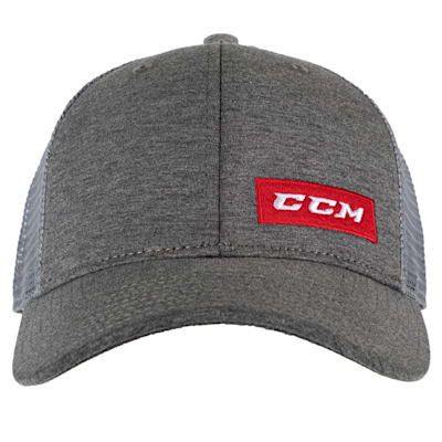 (CCM Icon Structured Meshback Trucker Cap - Adult)