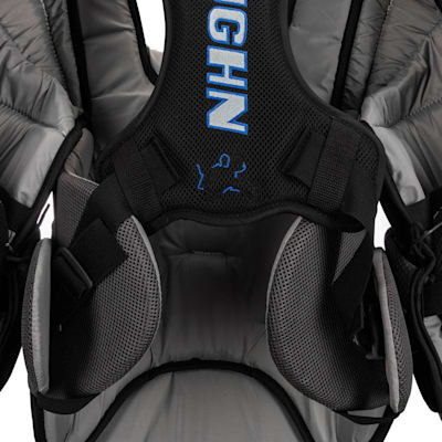 (Vaughn Velocity V9 XFP Goalie Chest And Arm Protector - Intermediate)
