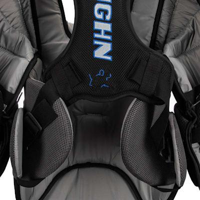 (Vaughn Velocity V9 XFP Goalie Chest And Arm Protector - Senior)