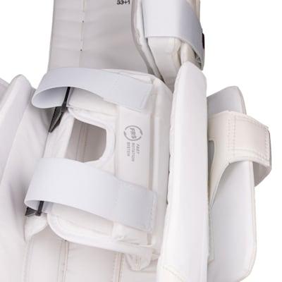(Lefevre L20.1 Goalie Leg Pads - Senior)