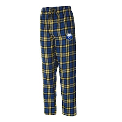 (Parkway Flannel Pant - Buffalo Sabres - Adult)