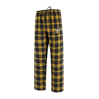 (Parkway Flannel Pant - Pittsburgh Penguins - Adult)