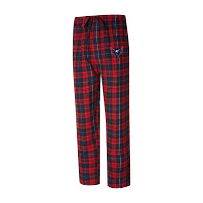(Parkway Flannel Pant - Washington Capitals - Adult)