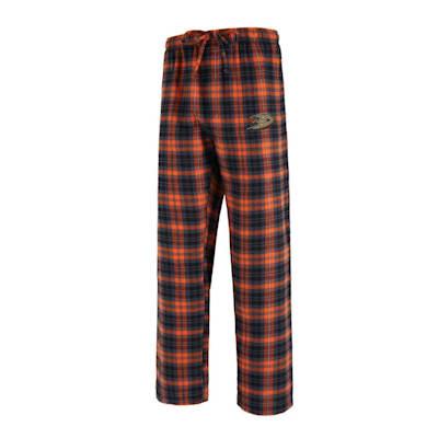 (Parkway Flannel Pant - Anaheim Ducks - Adult)