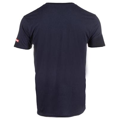 (CCM USA Hockey Flag Short Sleeve Tee Shirt - Adult)