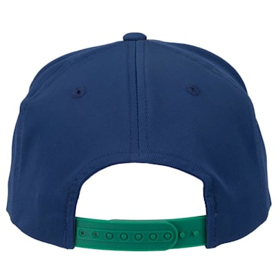(CCM Hockey Pop Flatbrim Adjustable Cap)