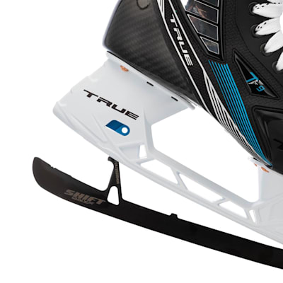 (TRUE TF9 Ice Hockey Skates - Junior)