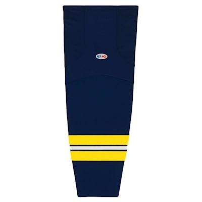 (HS2100 U-Michigan Game Socks - Senior)