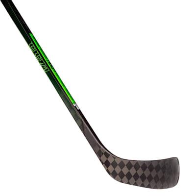 (CCM Ribcor Trigger 5 Pro Grip Composite Hockey Stick - Intermediate)