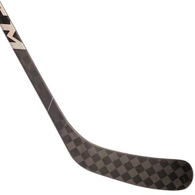 (CCM Super Tacks AS3 Pro Grip Composite Hockey Stick - Junior)
