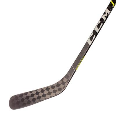 (CCM Super Tacks AS3 Pro Grip Composite Hockey Stick - Senior)