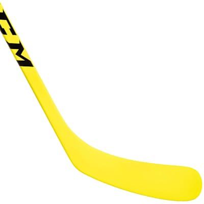(CCM Super Tacks Youth Tacks Grip Composite Hockey Stick - Youth)