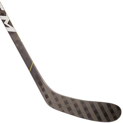 (CCM Super Tacks AS3 Grip Composite Hockey Stick - Intermediate)