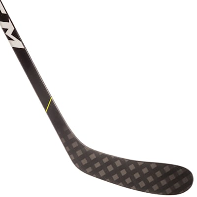 (CCM Super Tacks 9380 Grip Composite Hockey Stick - Senior)