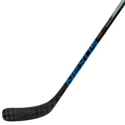 (Bauer Nexus Geo Grip Composite Hockey Stick - Intermediate)