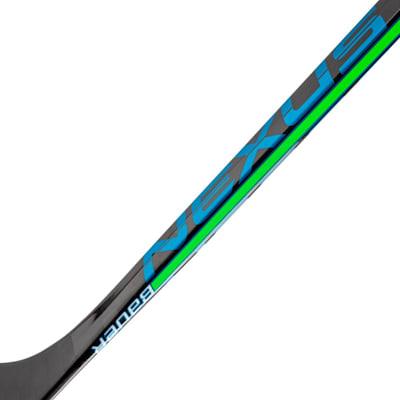 (Bauer Nexus GEO Grip Composite Hockey Stick - 40 Flex - Junior)