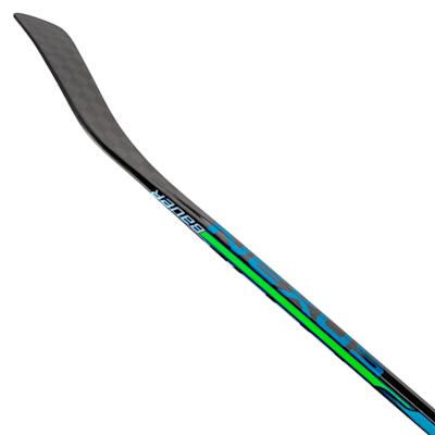(Bauer Nexus GEO Grip Composite Hockey Stick - Youth)