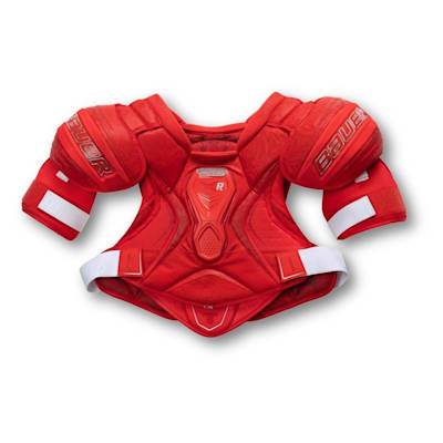 (Bauer Vapor X-R Hockey Shoulder Pads - Junior)