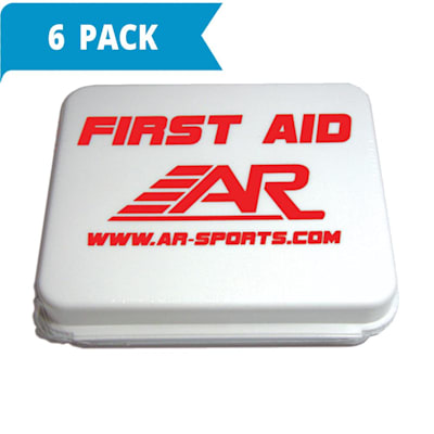 (First Aid Kit - 6-Pack)