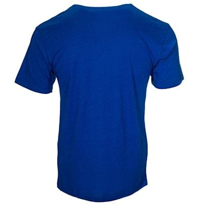 (CCM 3 Block Vintage Logo Short Sleeve Tee Shirt - Youth)
