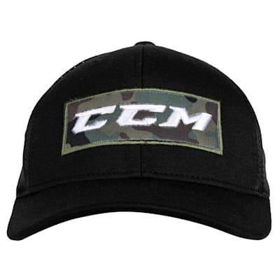 (CCM Grit Camo Meshback Cap - Adult)