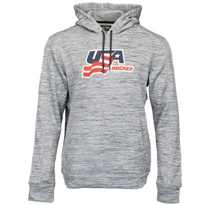 (USA Hockey Performance Hoodie - Adult)