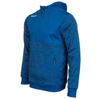 (Bauer Performance 1/2 Zip Hoodie - Youth)