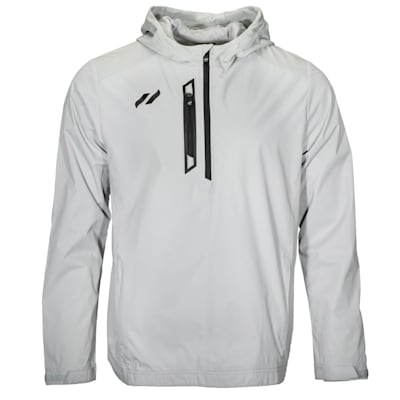 (Pure Hockey 1/2 Zip Hooded Jacket - Adult)