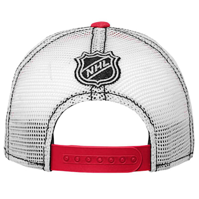 (Outerstuff Core Lockup Meshback Adjustable Hat - Detroit Red Wings - Youth)