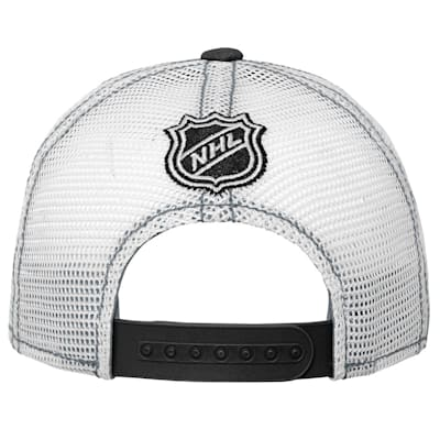 (Outerstuff Core Lockup Meshback Adjustable Hat - Los Angeles Kings - Youth)